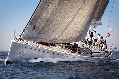 Superyacht regatta
