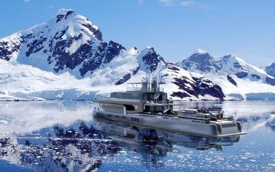 Scandinavian Marine appointed project developer for M/Y Argo 48m / 157-4ft explorer yacht by Ken Freivokh and Rossinavi